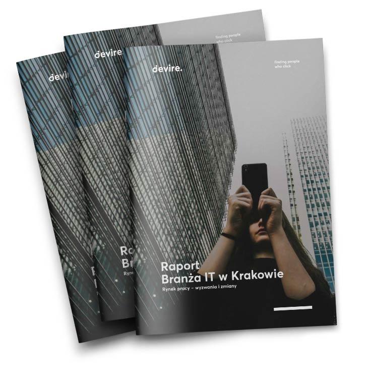 Raport Branża IT Kraków